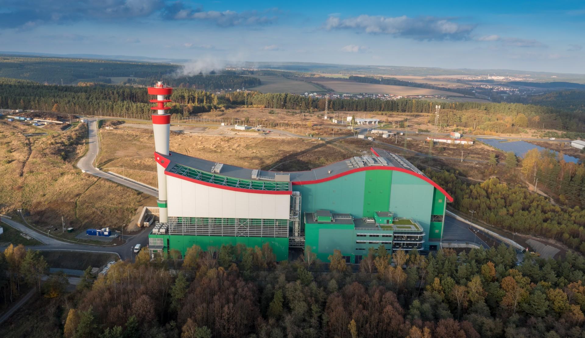 ZEVO přetváří odpad na energii
