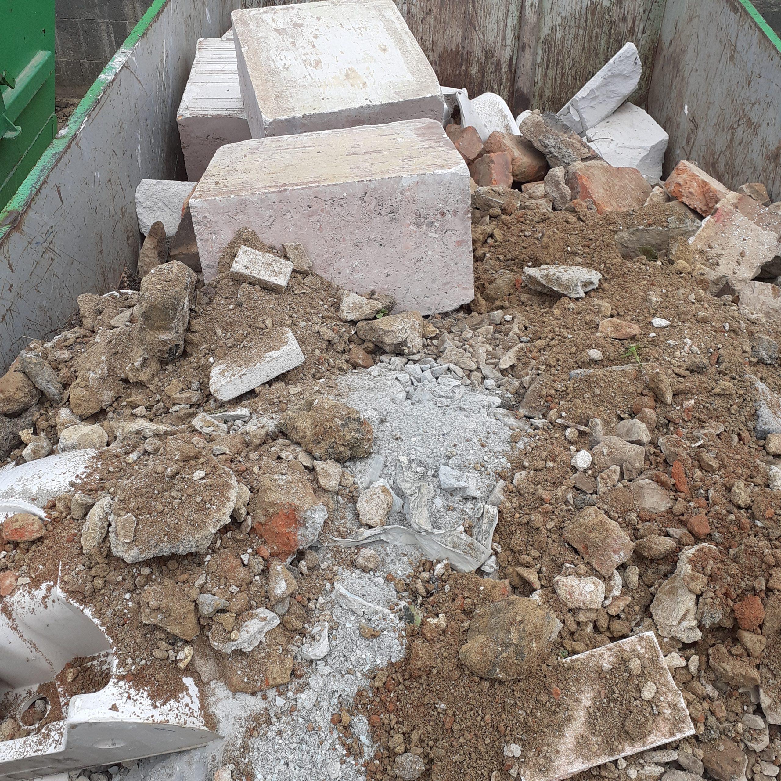 Jak třídit stavební odpad?