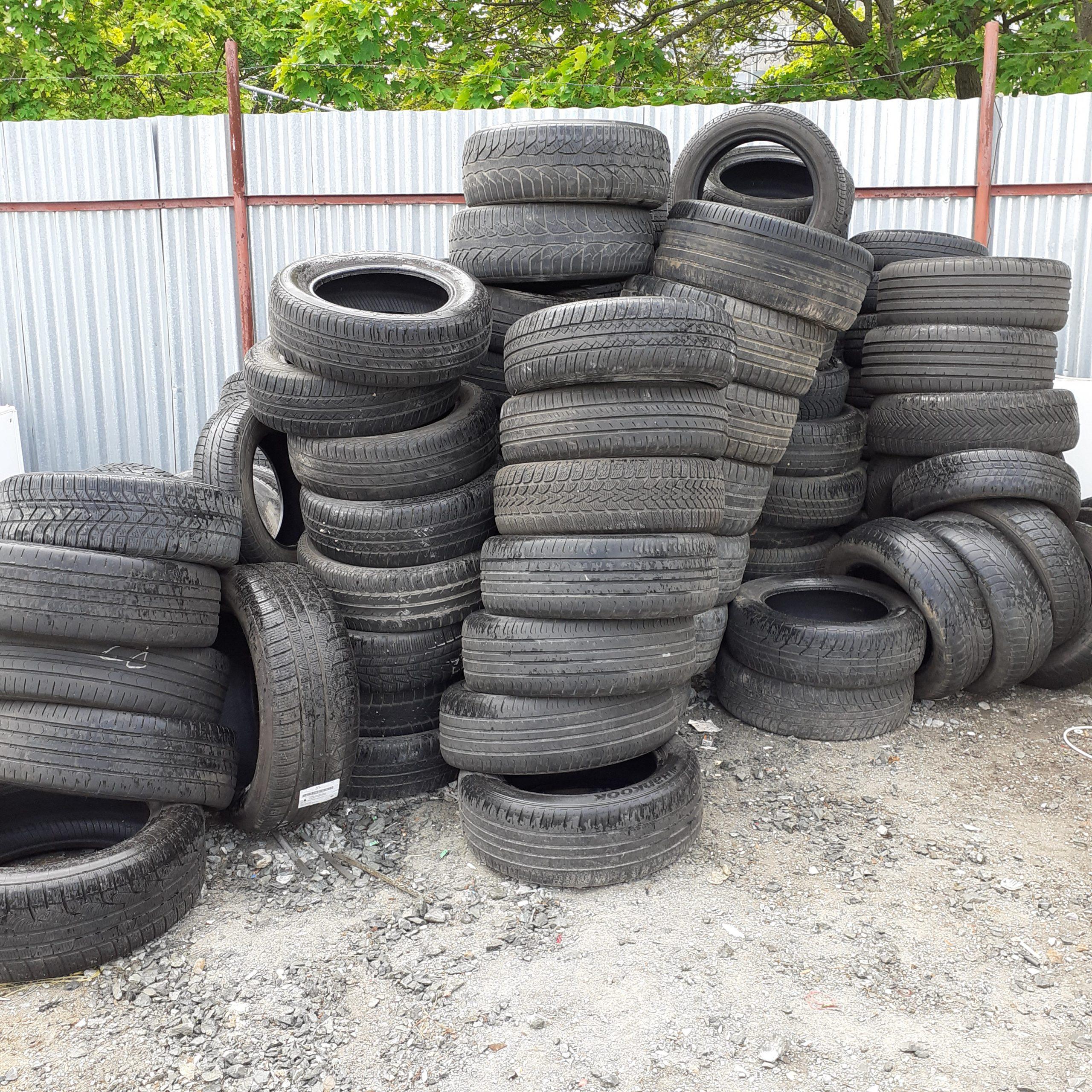 Kam pneumatiky odložit