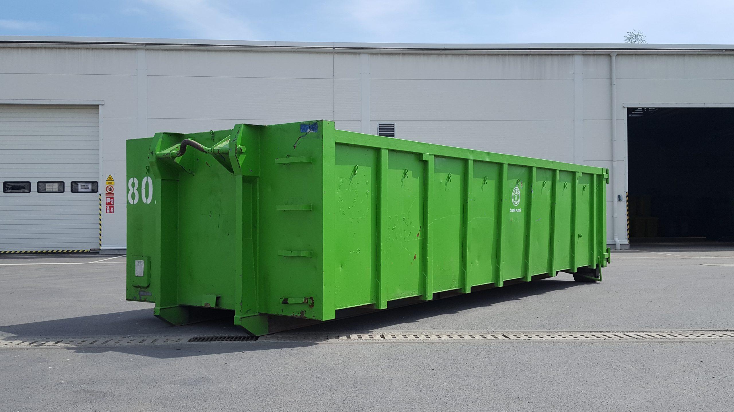 Kontejner typ ABROLL (velký JNK)